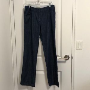 Jean colored trousers/work pant. Size 6